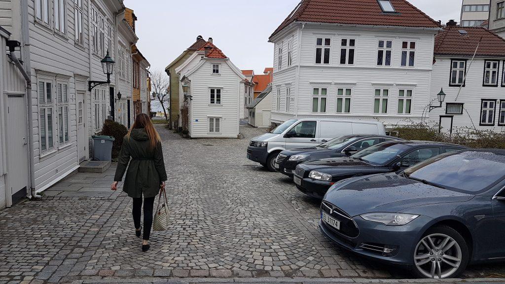 Tradičná Nórska architektúra