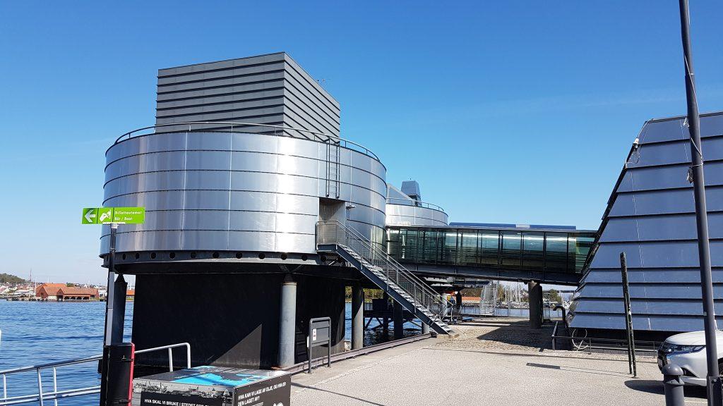 Nórske múzeum ropy, Stavanger