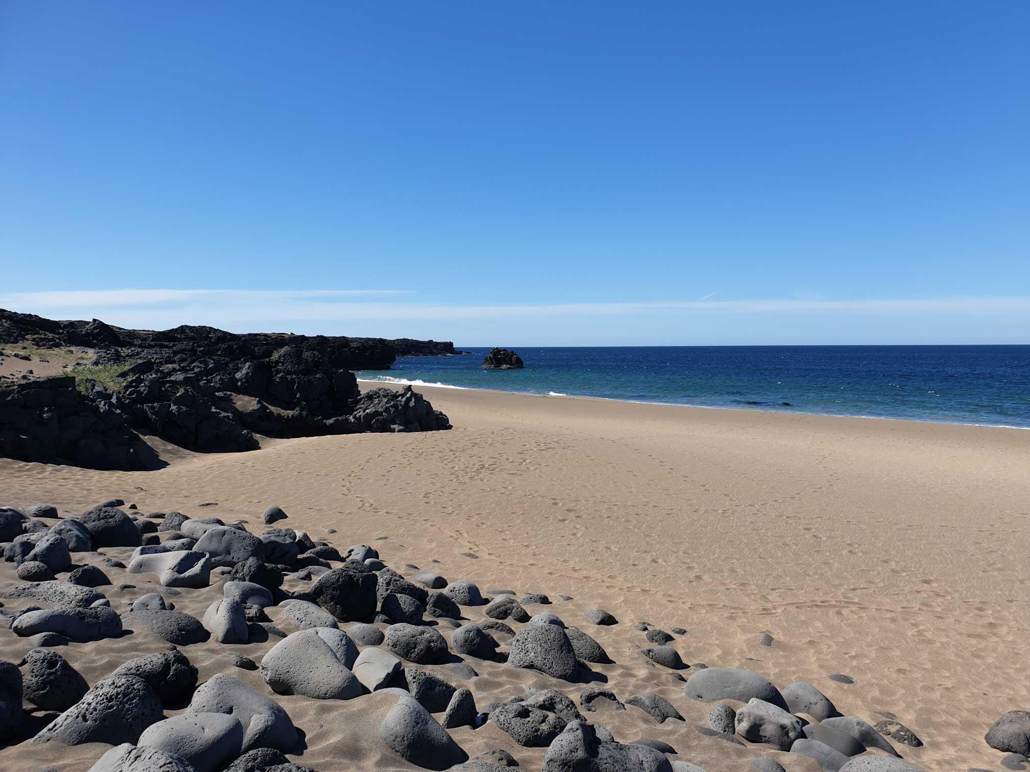 pláž Skardsvik