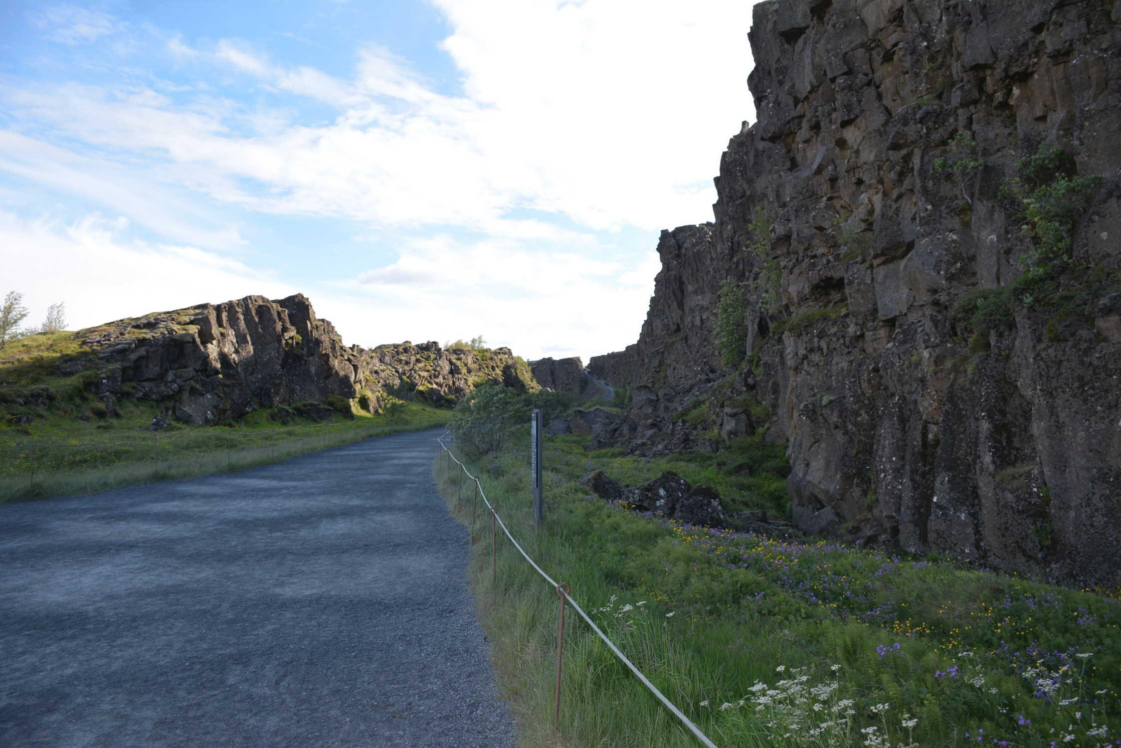 Stret Severoamerickej a Euroázijskej tektonickej platne