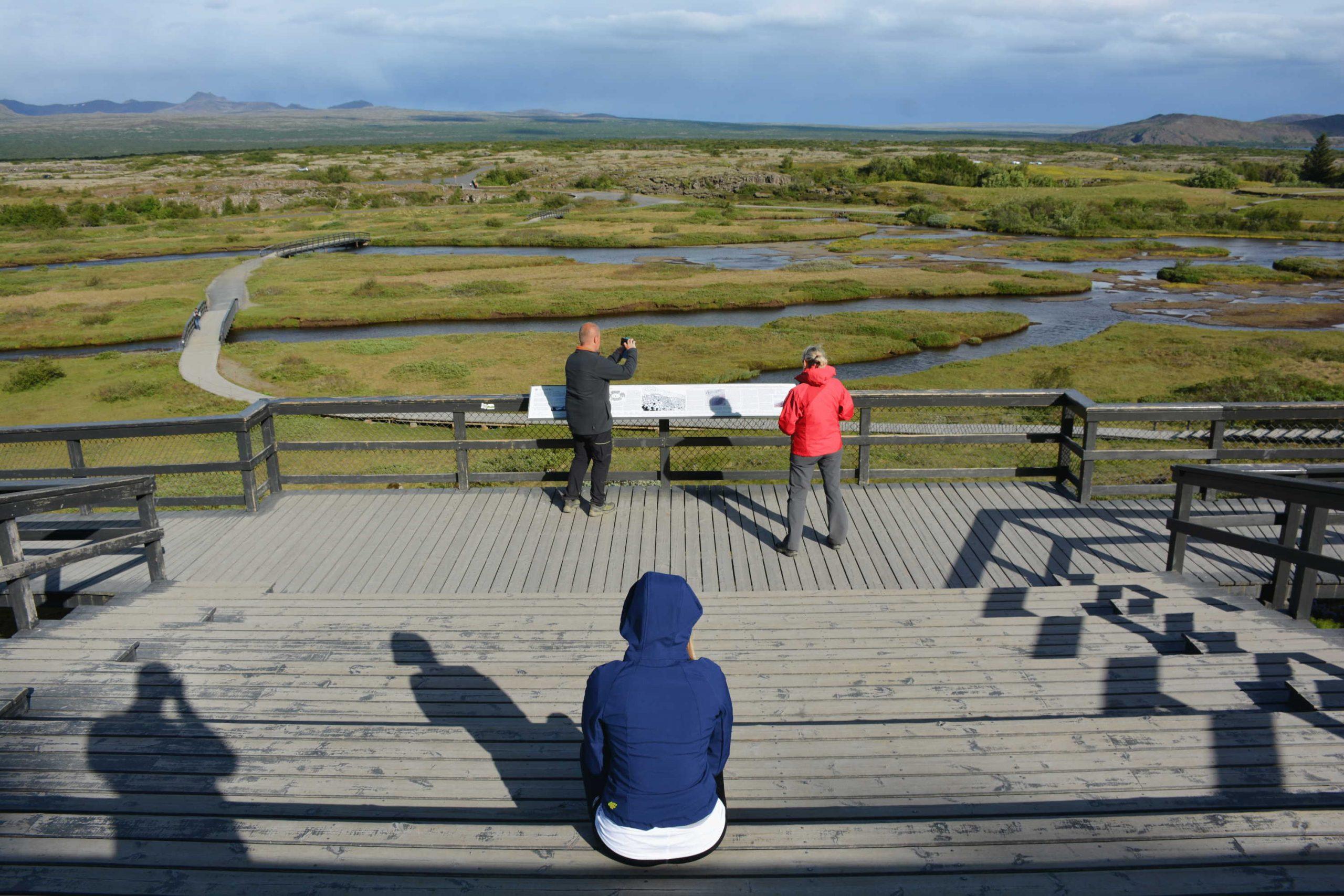 Miesto prvého Islandského parlamentu